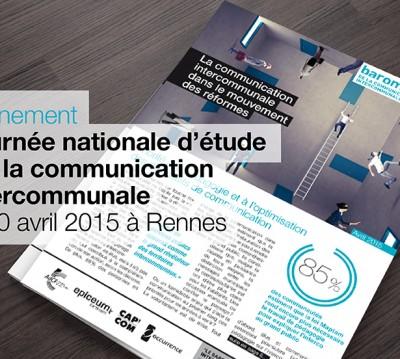 Baromètre de la communication intercommunale – 4ème vague